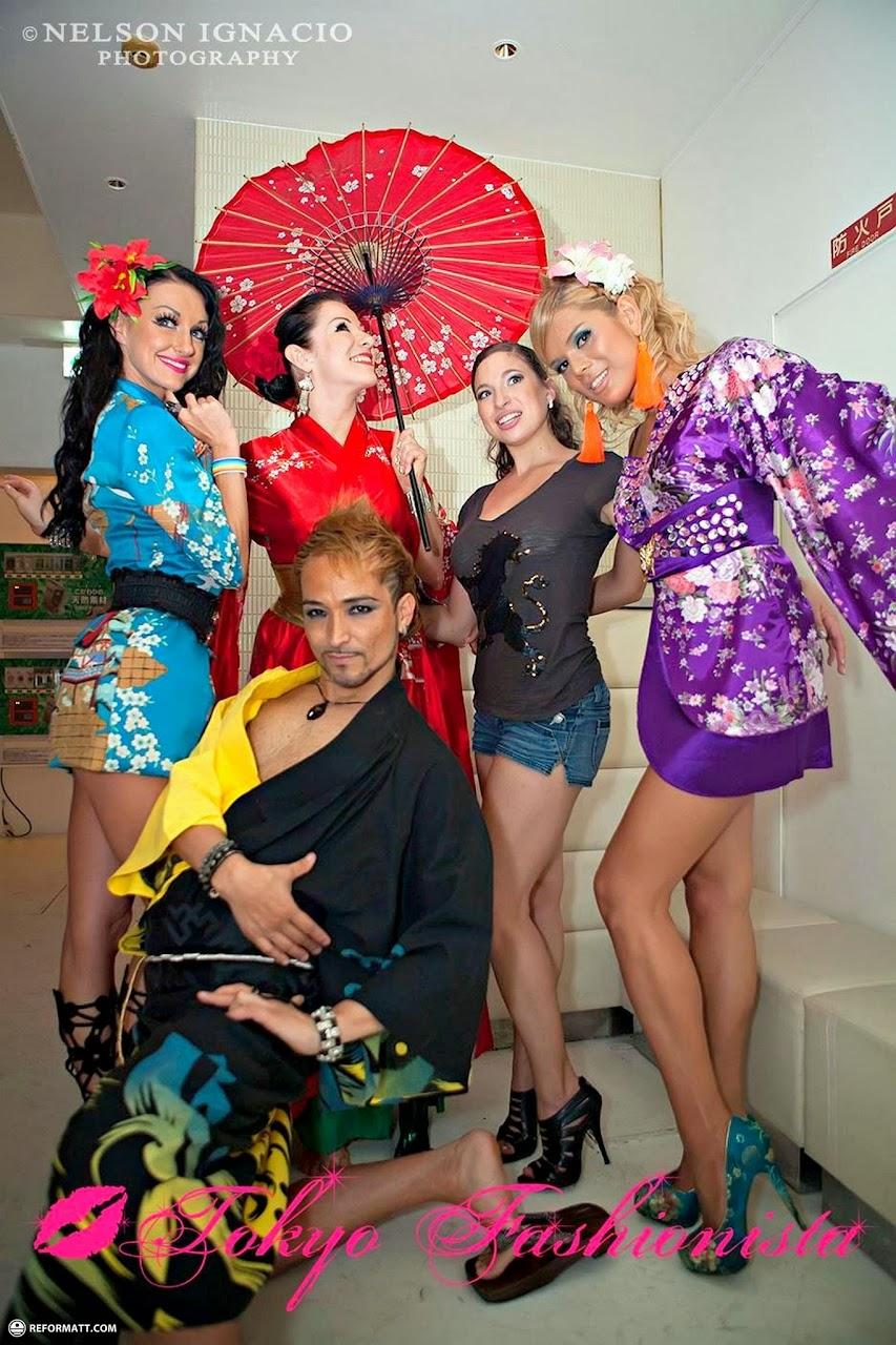 Fashionista Stylish Vip Party In Tokyo Reformatt Travel Show