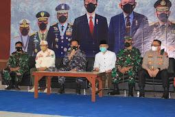 Kapolres Pasuruan Cek Vaksinasi Di Universitas Yudharta Ponpes Darut Taqwa Ngalah Purwosari