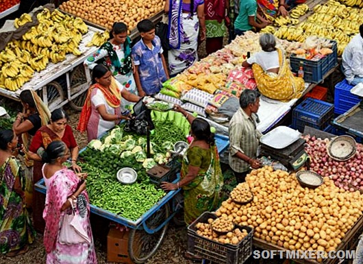 indian-vegetable-market