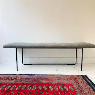 Article Upholstered Bench