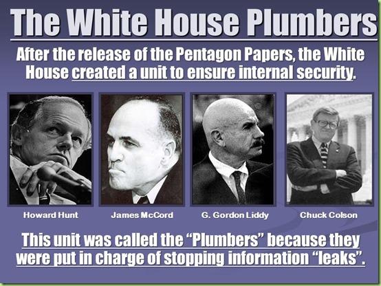 white-house-plumbers