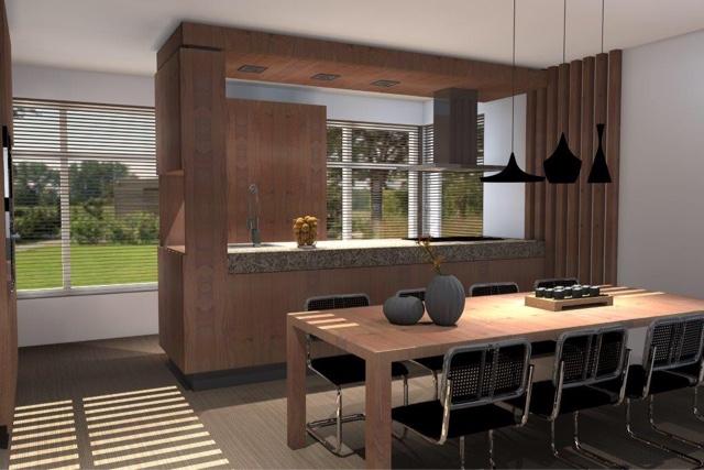 arnoud herberts interieurarchitect: wéér een erg mooie opdracht, Deco ideeën