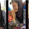 Kisah Haru Nenek Penjual Telur Berusia 100 Tahun, Tak Punya Rumah Hingga Terpaksa Tidur di Masjid