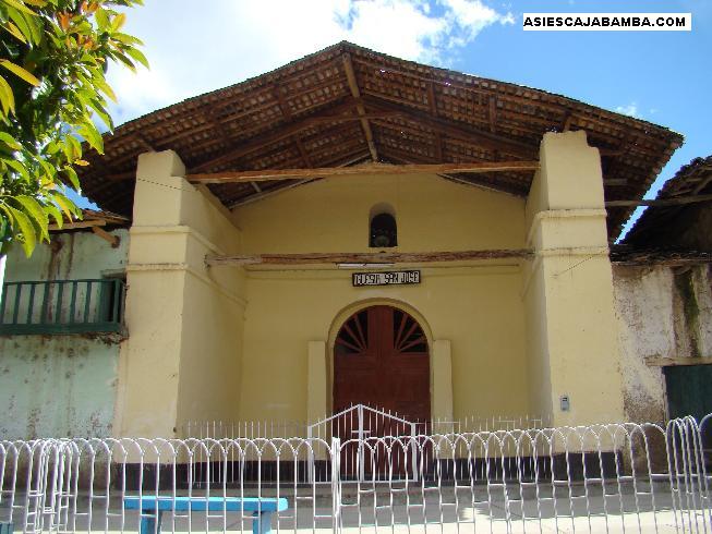 Capilla de Sitacocha - Cajabamba