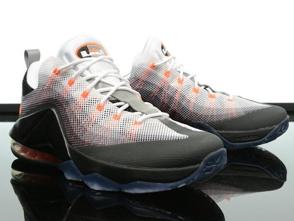 The Nike LeBron 12 Air Max 95 Hybrid Drops This Saturday