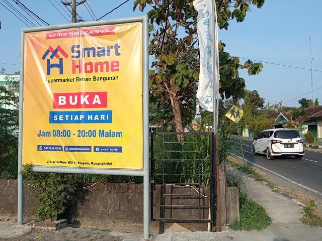 Smart Home Playen Supermarket Bahan Bangunan Menyediakan Banyak Promo Menarik