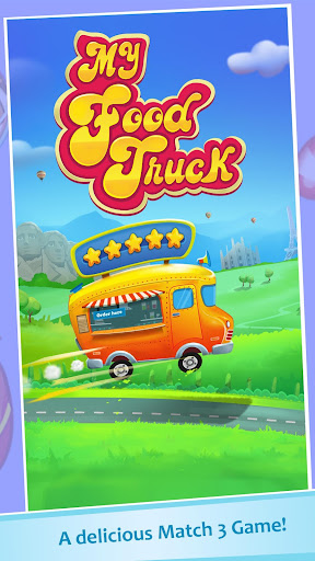 My Food Truck: Match 3 Games