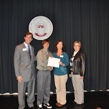 Foundation Scholarship Ceremony Fall 2012 - DSC_0235.JPG