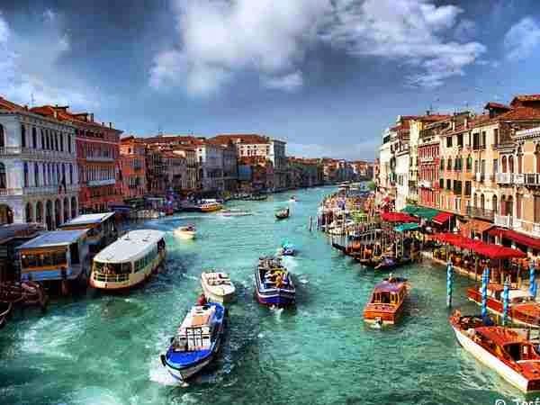 Destinos turisticos como viaje romanticos
