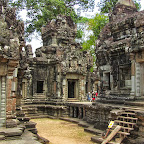 Angkor - Tempel Chau Say Thevada