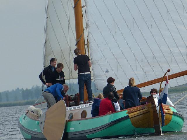 Zeilen met Jeugd met Leeuwarden, Zwolle - P1010397.JPG