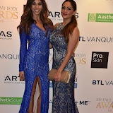OIC - ENTSIMAGES.COM - Pascal Craymer and Casey Batchelor at the  My Face My Body Awards London Saturday 7th November  2015 Photo Mobis Photos/OIC 0203 174 1069