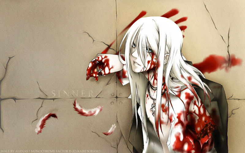 Sinner Bleed For Me, Bloody