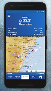 AUS Rain Radar - Bom Radar screenshot 4