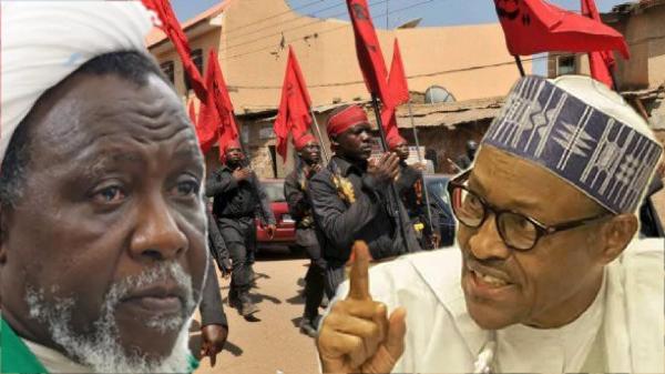 BREAKING!! No Amount of Protest Will Make Me Free El-Zakzaky - Buhari
