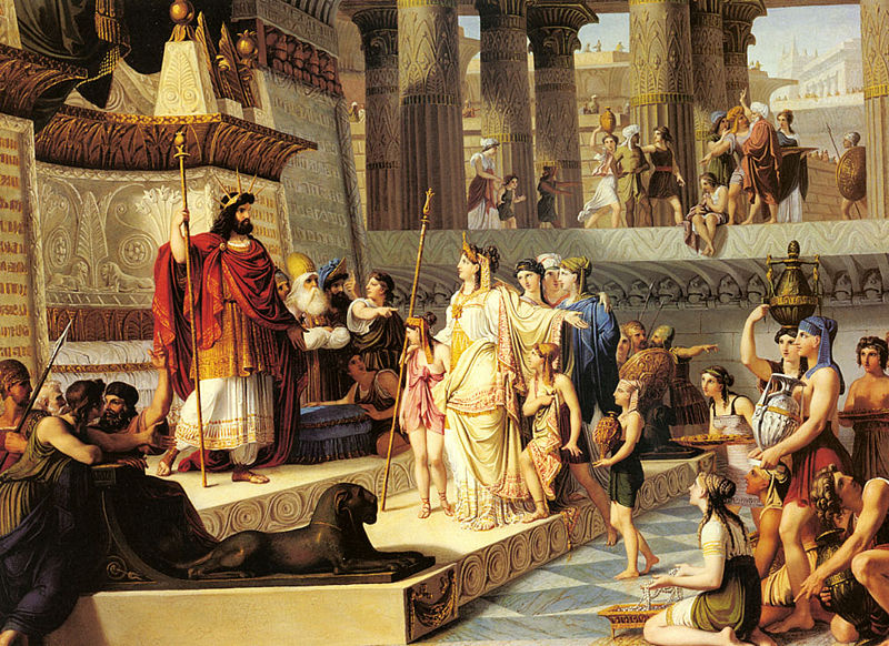 Salamon King Of World, King Solomon