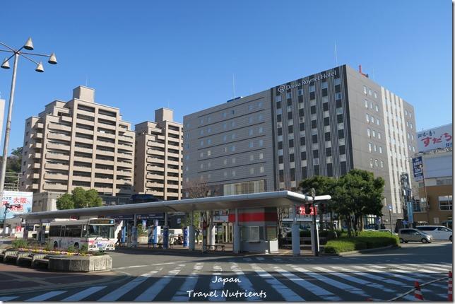 日本四國德島  Daiwa Roynet Hotel (70)