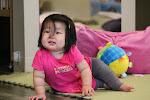 LePort Private School Irvine -Happy baby at Irvine childcare