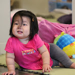 LePort Private School Irvine -Happy baby at Irvine childcare