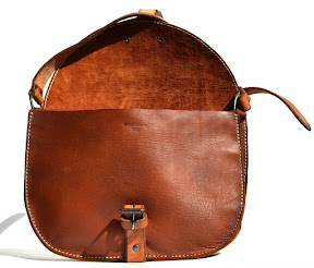 leather bag handmade Alis