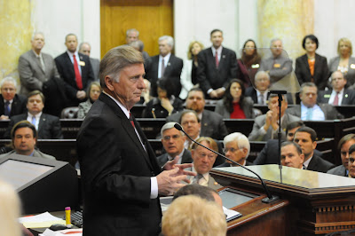 Governor Beebe's 2013 State of the State Address
