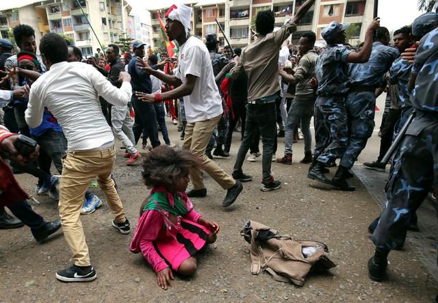 Image result for Ethiopia ethnic clashes death