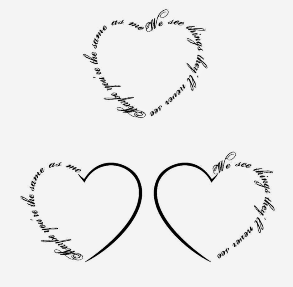 Pictures Of Tattoo Hearts