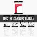 Oak Tree Seasons Bundle
