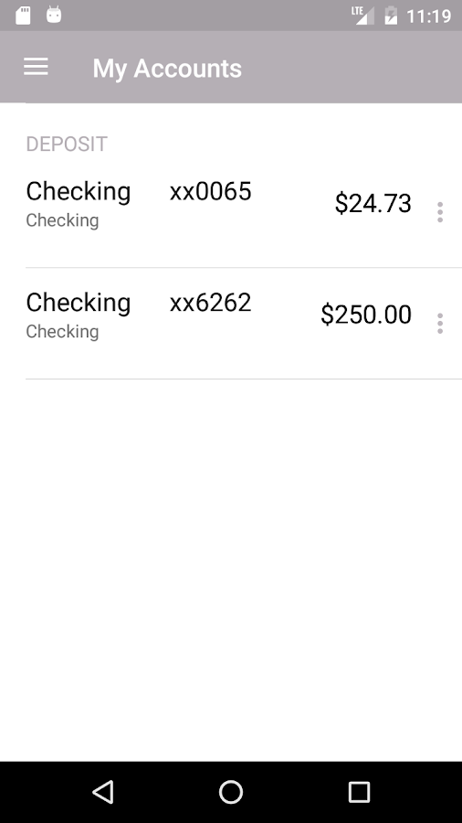 FSB Mobile Banking- screenshot