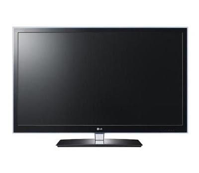 LG 55LW4500 3D LED TV