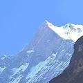 Pogled s Poon Hilla na Annapurnu