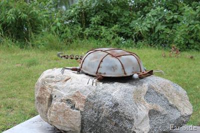 Junkyard Turtle