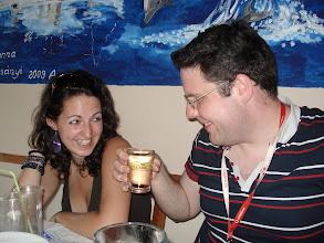 Photo: Az első Retsina-Sprite (Vanda és Gábor)