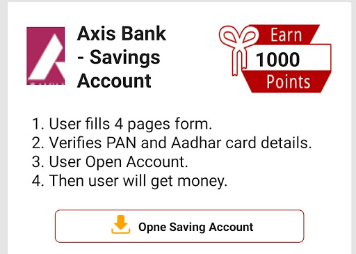 How To Complete Axis bank savings Account Offer in Champ cash ? Champ cash me 1$ Ki Offer Kaise Complate Kare?