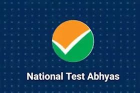 NTA Abhyas App Jee Question Paper Free PDF Download - EPGSK