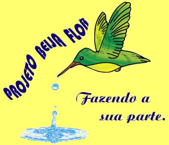 Logo progetto Beija Flor