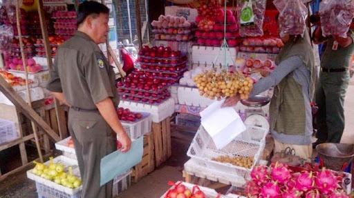 Hasil Uji Sampel, Apel Amerika di HSS Aman Dikonsumsi
