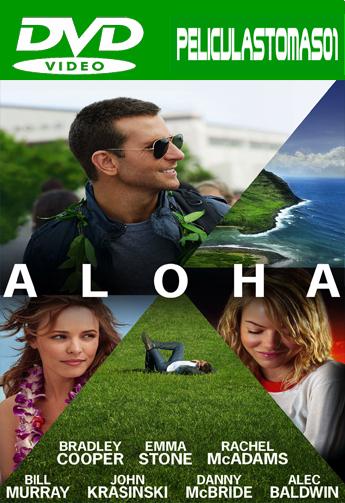 Aloha (Bajo el Mismo Cielo) (2015) DVDRip