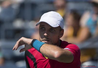 """Darcis wil voor het eerst in zijn carrière naar achtste finale van een Grand Slam: """"Ik heb niets te verliezen, het wordt 50-50"""""""