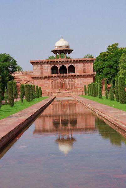 Photo: #193-Le Taj Mahal-Agra