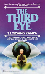 Cover of Tuesday Lobsang Rampa's Book The Third Eye