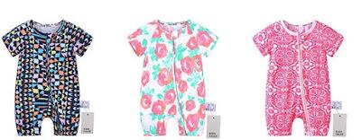 Model Baju Terusan Bayi