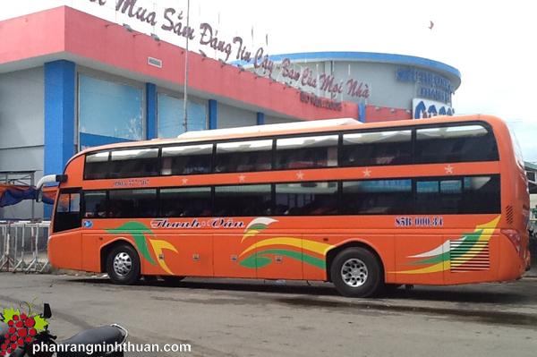 Thanh Van Bus to Phan Rang from Sai Gon