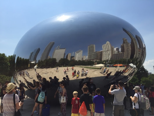 The Bean....Cloud Gate