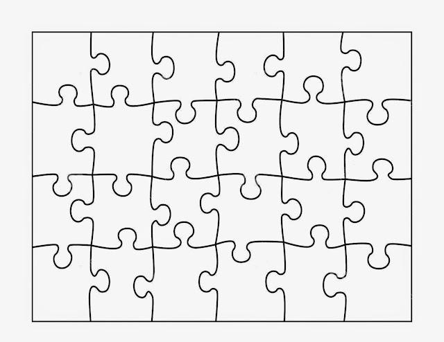 vector para hacer las piezas del rompecabezas