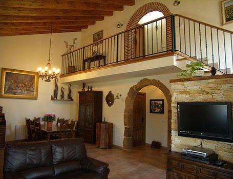 Sala Principal Casas-rusticas.