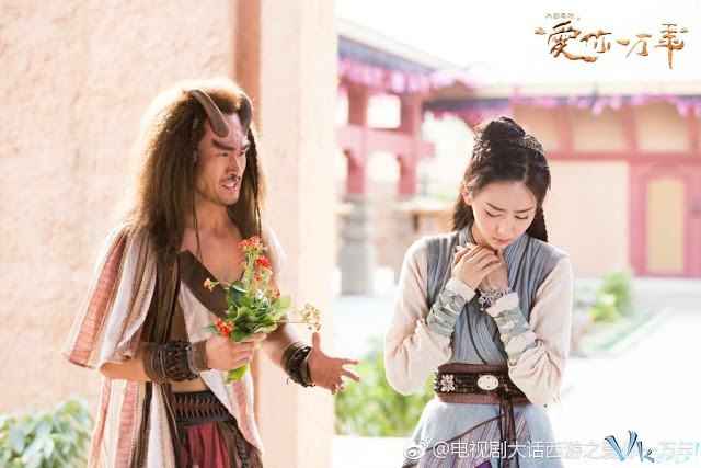 Xem Phim Đại Thoại Tây Du - Yêu Em Vạn Năm - A Chinese Odyssey: Love Of Eternity - phimtm.com - Ảnh 3
