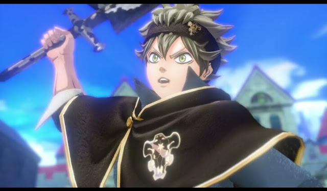Black Clover: Project knights to release for PC and PS4 in 2018