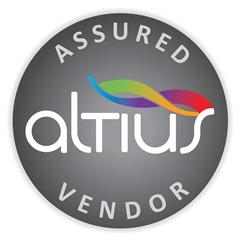 Altius Assured Vendor Logo
