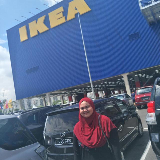 AKHIRNYA IKEA TEBRAU DIBUKA